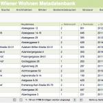 Datenbank-Liste