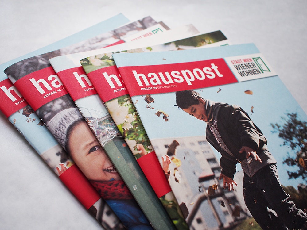 Hauspost Cover I