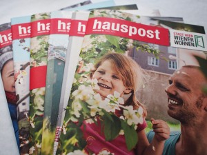 Hauspost Cover