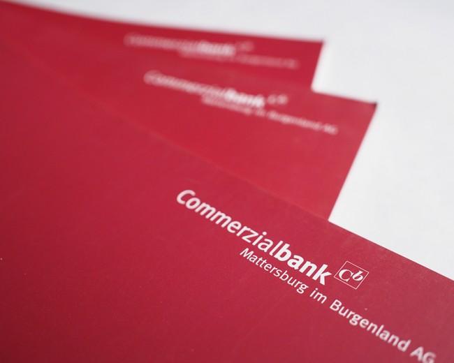 Geschäftsbericht Commerzialbank Mattersburg