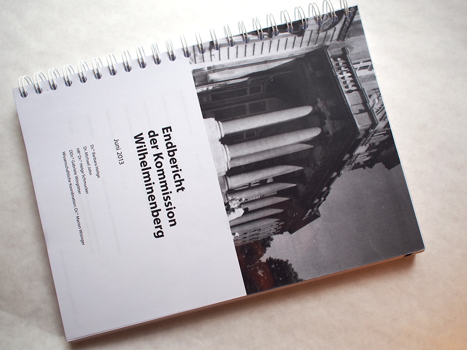 Wilhelminenberg-Bericht III