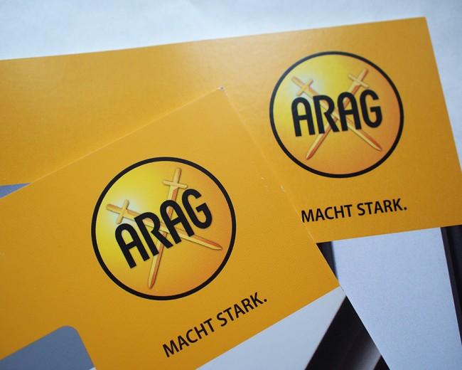 ARAG Geschäftsbericht