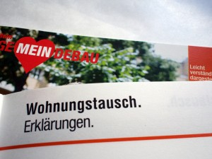 Folder-Cover Wiener Wohnen Leicht verständlich