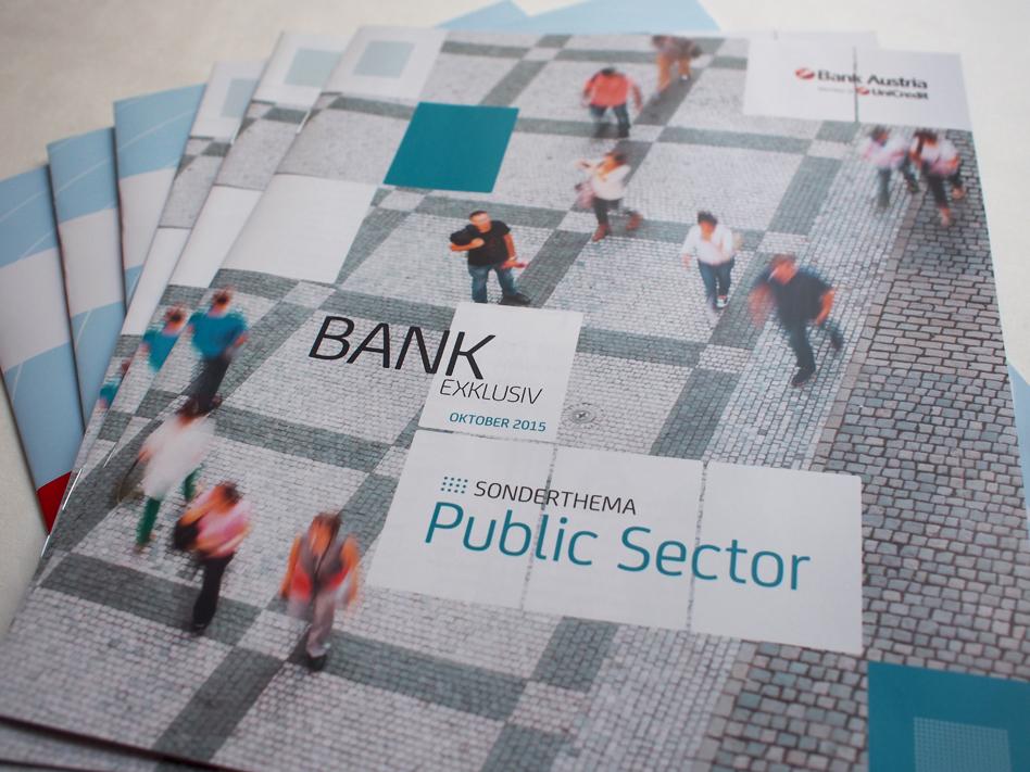 Cover Bank Austria Exklusiv