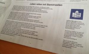 Leichte Sprache in der Wiener Zeitung