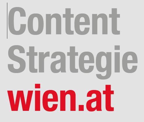 Broschüre Content Strategie